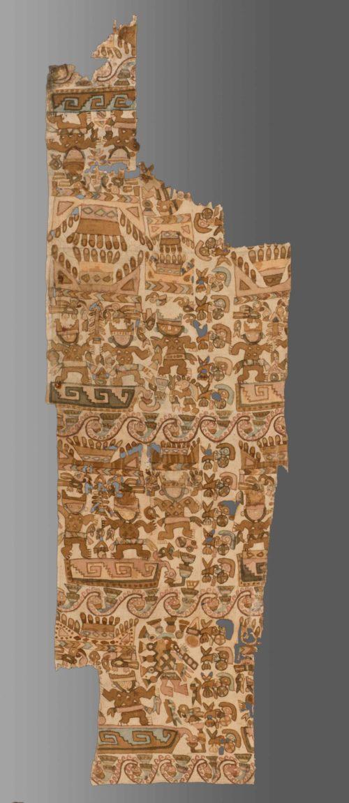 Tapis tissé à motifs modélisés à la 12ème maison Tapis à tapis de sol